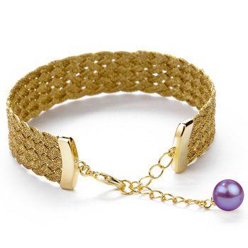 Mia's Dancing Pearl Bracelet