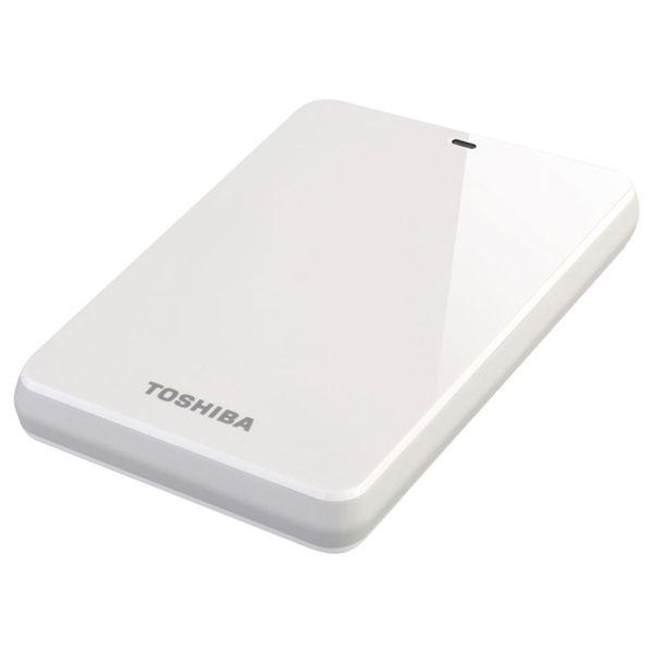 Toshiba STOR.E CANVIO Portable HDD 1TB Image