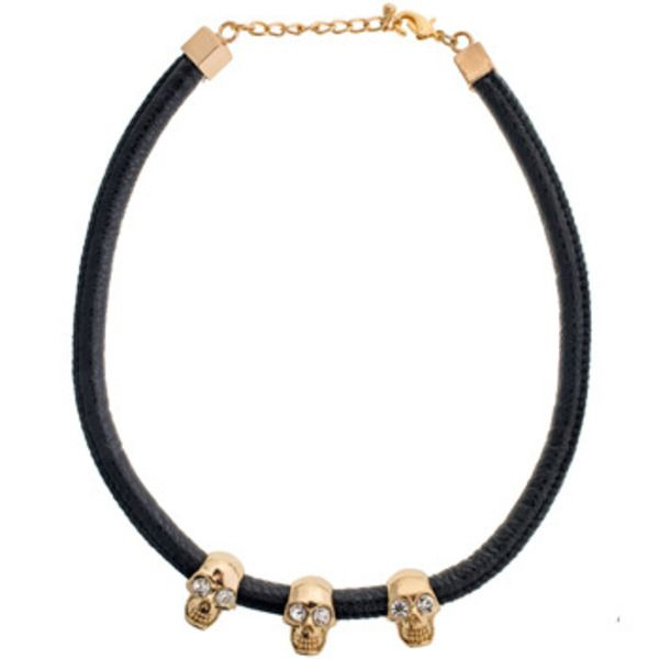 Mia's SKULL Necklace Image