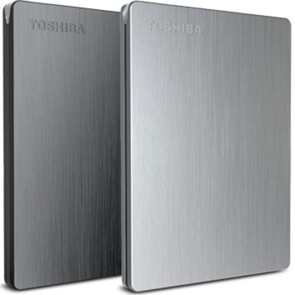 Toshiba STOR.E SLIM II Portable HDD 1TB Image