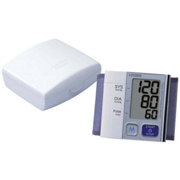 Citizen Blood Pressure Monitor CH657 Image