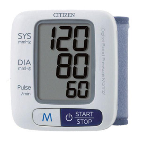 Citizen Blood Pressure Monitor CH650 Image