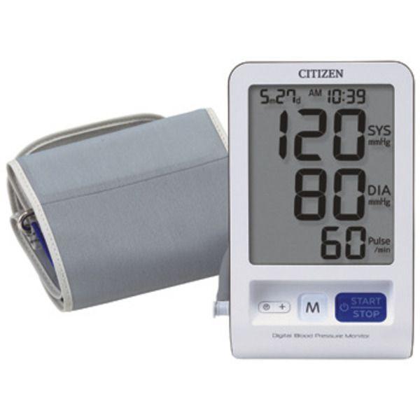 Citizen Blood Pressure Monitor CH456 Image