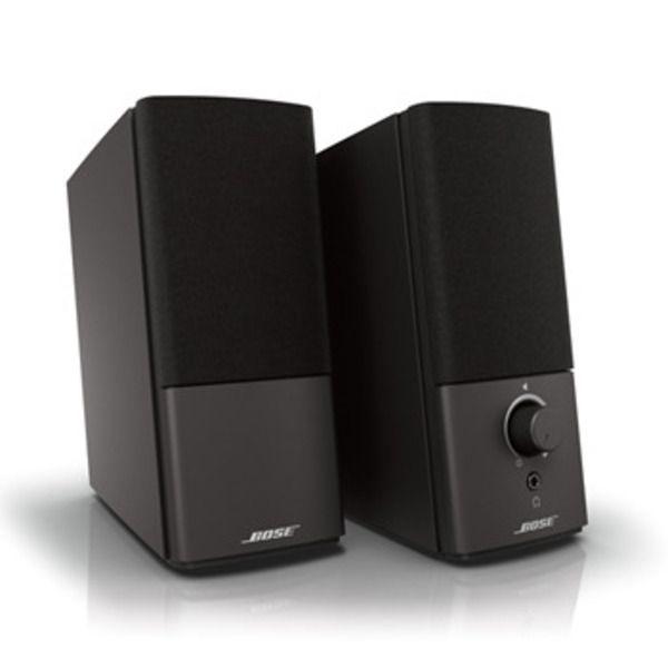 Bose® Companion® 2 Series III Multimedia Speaker System Image