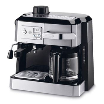 De'Longhi 3-in-1 Espresso & Drip Coffee Machine