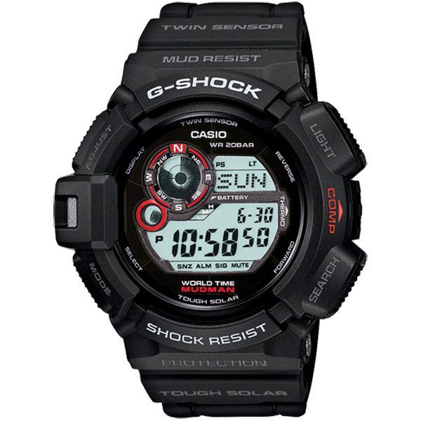 Casio G-SHOCK Gents Watch G9300-1 Image