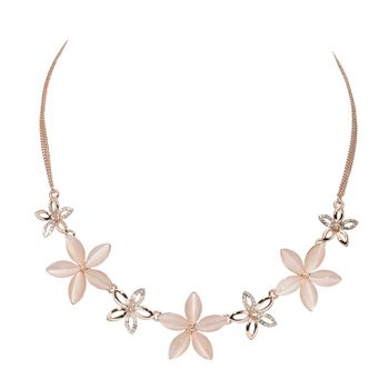 Pica LéLa Flower Necklace