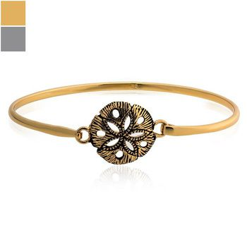 Mia's Flower Bangle