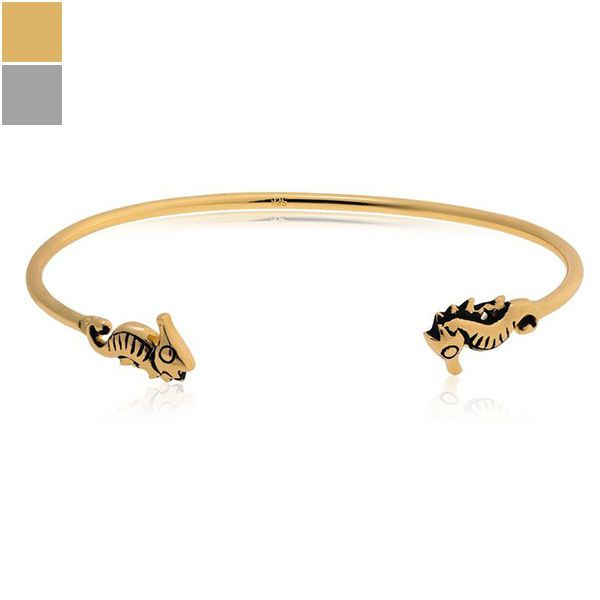 Mia's Sea Horse Bangle Image