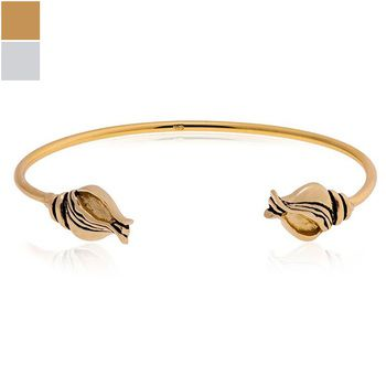 Mia's Shell Bangle