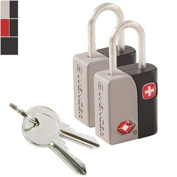Wenger Travel Key Lock - Set of 2