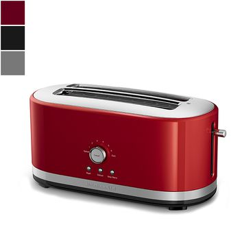 KitchenAid 4-Slice Long Slot Toaster