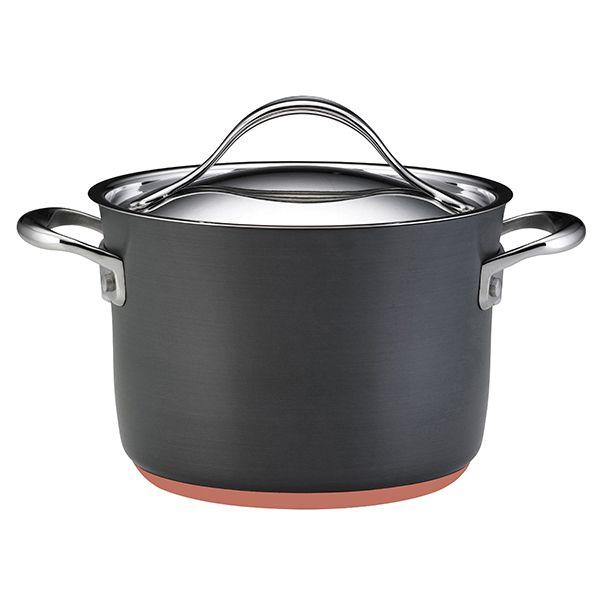 Anolon NOUVELLE Copper Covered Saucepot 16cm Image