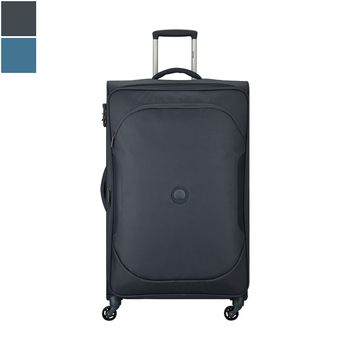 Delsey U-LITE CLASSIC2 4-Wheel Expandable Trolley 79cm