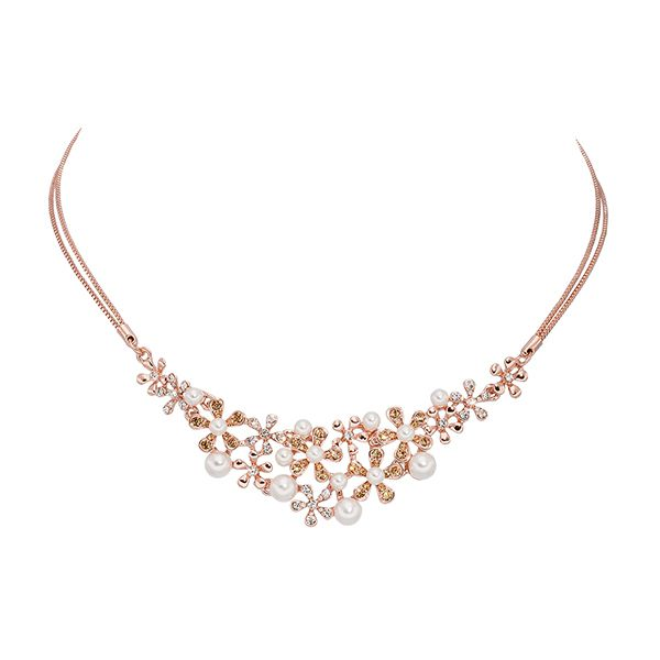 Pica LéLa GALAXY Crystal Pearl Necklace Image