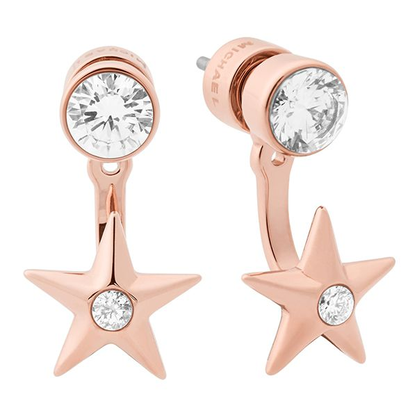 Michael Kors BRILLIANCE Earstuds with Drop Stars Image