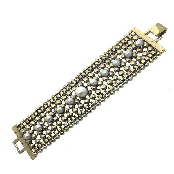 Mia's ARYA Pearl Bracelet Image