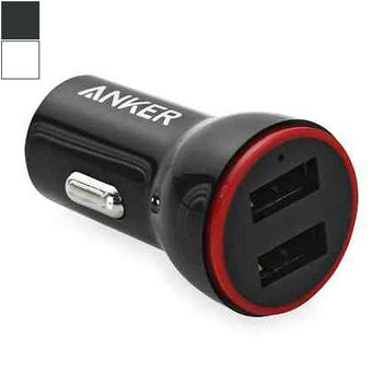 Anker PowerDrive 24W 2-Port Car Charger