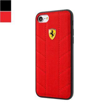 Ferrari SF Racing Tyres Hybrid Case for iPhone 7/8