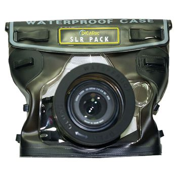 DiCAPac Waterproof Case for Mirror Less Cameras