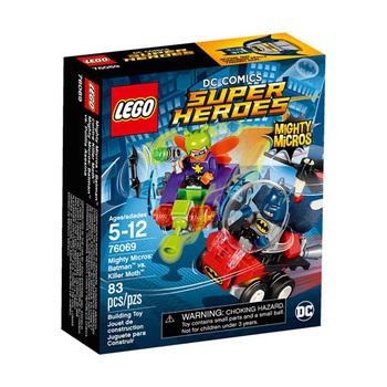 Lego MIGHTY MICROS Batman vs. Killer Moth