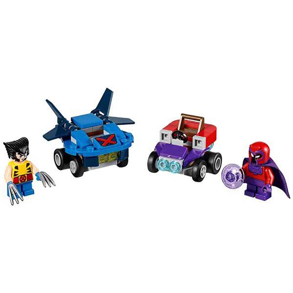 Lego MIGHTY MICROS Iron Man vs. Thanos Image
