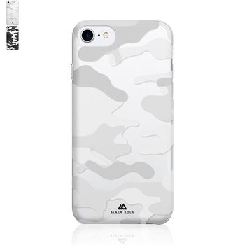 Black Rock CAMOUFLAGE Case for iPhone 6/6s, 7 + 8