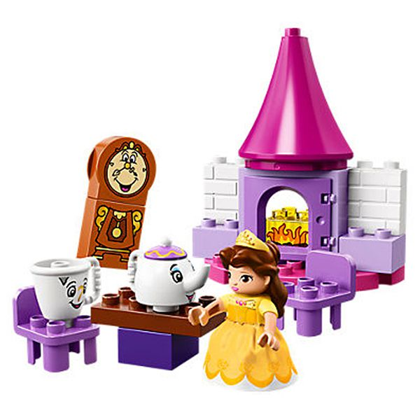 Lego DUPLO Belle's Tea Party Princess Image