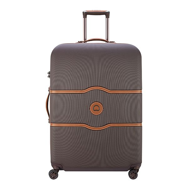 Delsey CHATELET AIR 4-Wheel Trolley Case 77cm Image