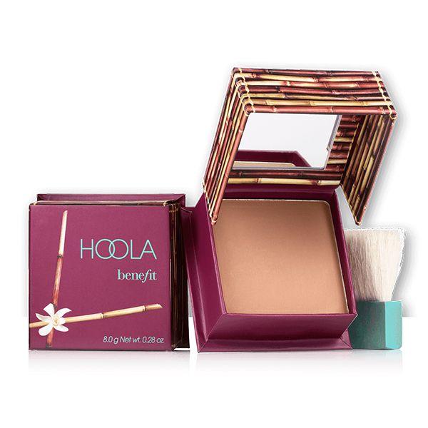 Benefit HOOLA Light Soft Matte Bronzer Image