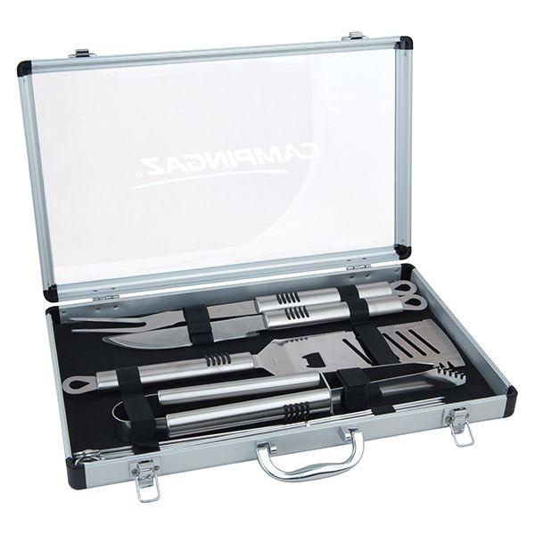Campingaz BBQ-Tools in Aluminium Case Image