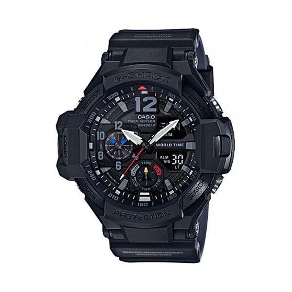 Casio G-SHOCK GRAVITYMASTER Unisex Watch - GA-1100 Image