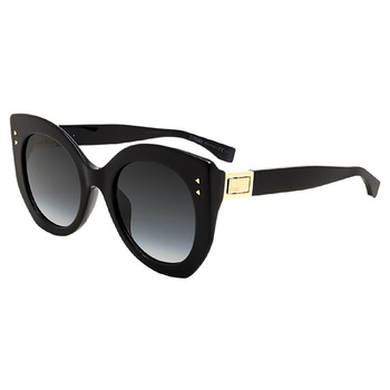 Fendi FN-0265/S Oval Women's Sunglasses