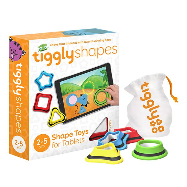 Tiggly Shapes Learning System Image