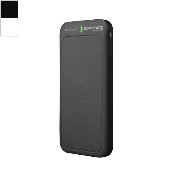 Promate AURAVOLT-10 Wireless Charging Power Bank 10000mAh Image