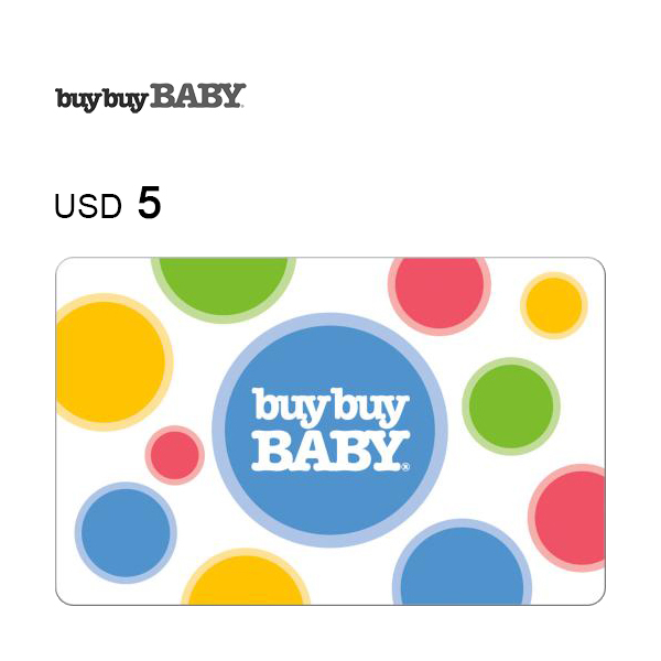 buybuy BABY e-Gift Card $5 Image