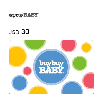 buybuy BABY e-Gift Card $30