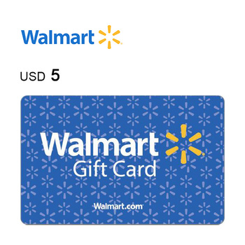 Walmart e-Gift Card $5