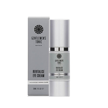 Gentlemen's Tonic Revitalise Eye Cream 30ml