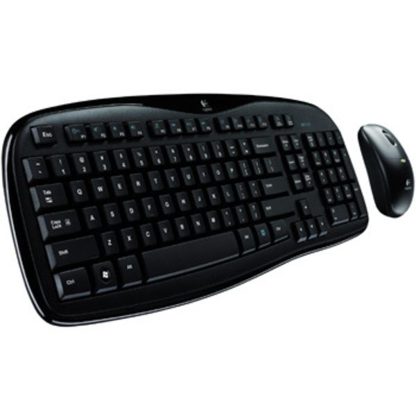 Logitech Wireless Desktop MK250 Image